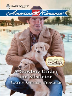 cover image of A Cowboy Under the Mistletoe